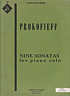 Nine Sonatas for Piano Solo by Sergei…