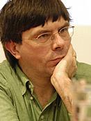 Author photo. Simon Conway Morris