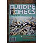 Europe échecs 357 by Raoul Bertolo