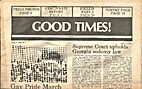 Good Times! (Volume 3, Number 2) Columbus…
