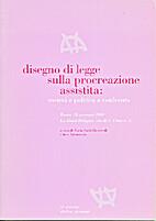 Disegno di legge sulla procreazione…