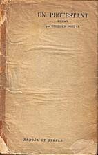 Un Protestant by Georges Portal
