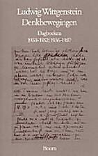 Den ukjente dagboken : Cambridge 1930-32 og…