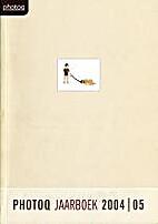 PhotoQ jaarboek 2004|05 by Edie Peters