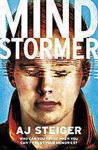 Mindstormer (Mindwalker, #2) by A.J. Steiger
