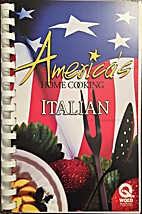 Italian (America's Home Cooking) by WQED TV