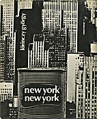 New York, New York by György Lörinczy