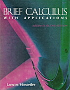 Brief calculus with applications by Ron…