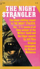 The Night Strangler by Jeff Rice