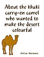 Vom hartnäckigen khaki Kamel, das die…