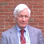Author photo. John Norman at I-CON 26 March, 2007