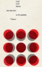 Introduction to Probability Theory by Paul…