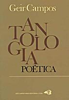 Antologia poética by Geir Campos