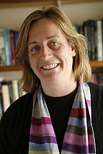 Author photo. Professor Evelyn Welch