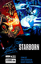 Stan Lee's Starborn #8 by Chris Roberson
