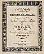 MODERN & ANCIENT GENERAL ATLAS 1831 by…