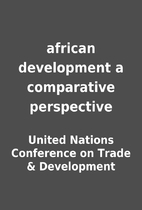 african development a comparative…