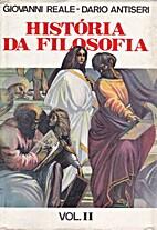 Historia da Filosofia, volume 2 by Giovanni…
