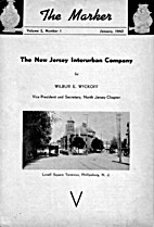 The New Jersey Interurban Company by Wilbur…