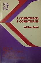 1 Corinthians, 2 Corinthians by William…
