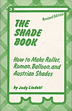 Shade Book by Judy Lindahl