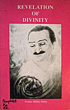 Revelation of divinity by R. M. Kantak
