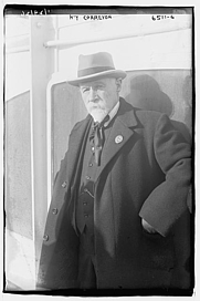 Author photo. George Grantham Bain Collection (Library of Congress