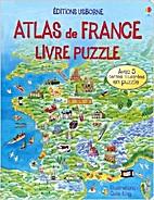 Atlas of France (Usborne Jigsaw Books) by…