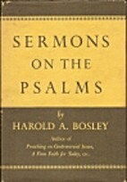 Sermons on the Psalms by Harold Augustus…