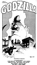 Godzilla Portfolio 2 by Mike Mignola