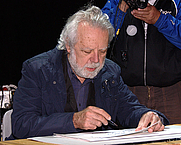 Author photo. <a href=&quot;http://it.wikipedia.org/wiki/Sergio_Staino&quot; rel=&quot;nofollow&quot; target=&quot;_top&quot;>http://it.wikipedia.org/wiki/Sergio_Staino</a>