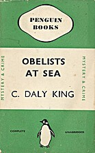 Obelists at Sea by C. Daly King
