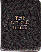 The Little Bible, Simple Selections from…