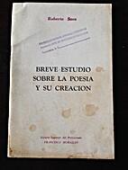 Breve Estudio Sobre la Poesia y su Creacion…
