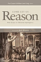 Come Let Us Reason: New Essays in Christian…