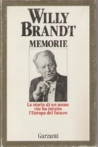Memorie by Willy Brandt