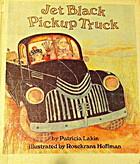 Jet Black Pickup Truck by Patricia Lakin