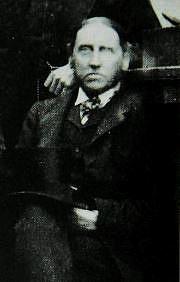 Author photo. Robert K. Douglas, ca. 1885