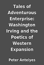 Tales of Adventurous Enterprise: Washington…