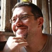 Author photo. Guy Halsall