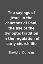 The sayings of Jesus in the churches of…