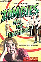 Zombies Ate My Neighbors Instruction Booklet…
