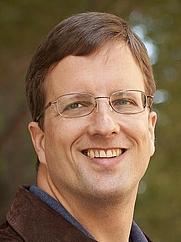 Author photo. Photo by Larry Endicott