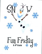 Fun Friday: Snow Much Fun! - 2 by BCOE