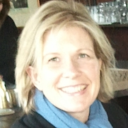 Author photo. Karen Christensen at the White Horse Inn, New York, 2011.