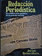 Redaccion periodistica : los estilos y los…