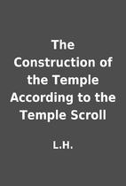 The Construction of the Temple According to…