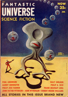 Fantastic Universe January 1954 by Beatrice…