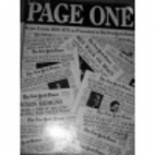Page One: Major Events, 1920-1976, As…