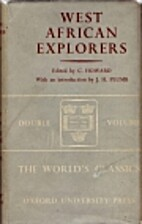West African Explorers by Cecil Howard